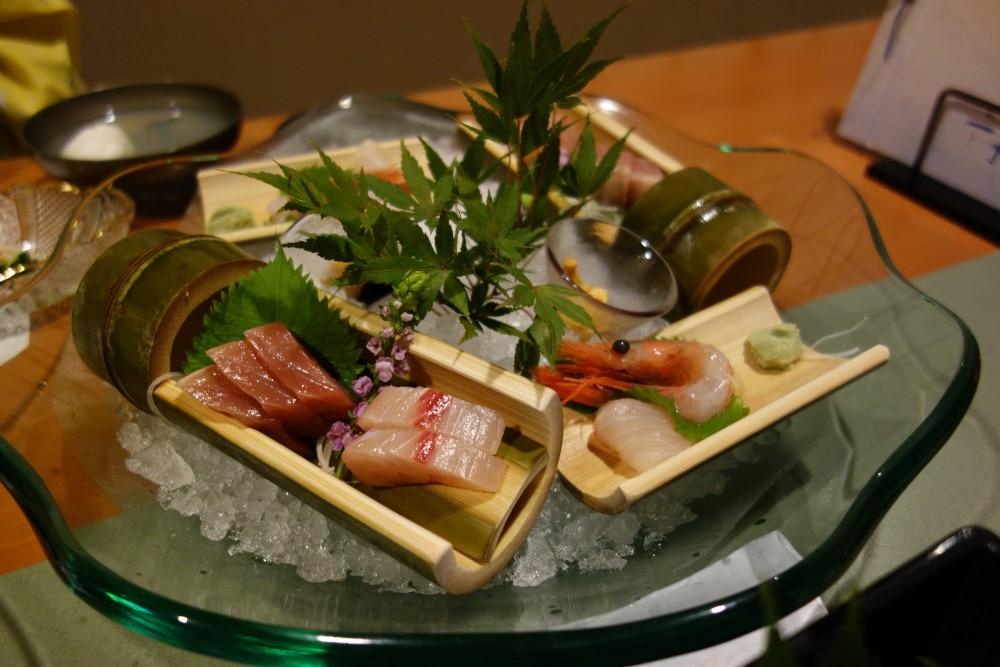 なにわ一水@松江しんじ湖温泉(食事編)