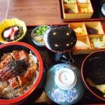 うなぎ処勝美三ヶ日本店@浜松〜浜名湖眺めてまぶし茶漬け