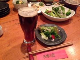 和食・そば処「雑蔵」in石川酒造@福生市熊川〜造り酒屋で地ビール