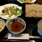椿茶屋@所沢市山口〜椿峰ニュータウンで手打蕎麦