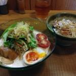つけ蕎麦KATSURA@青梅〜夏なので「冷やし豆乳ごまだれつけ蕎麦」