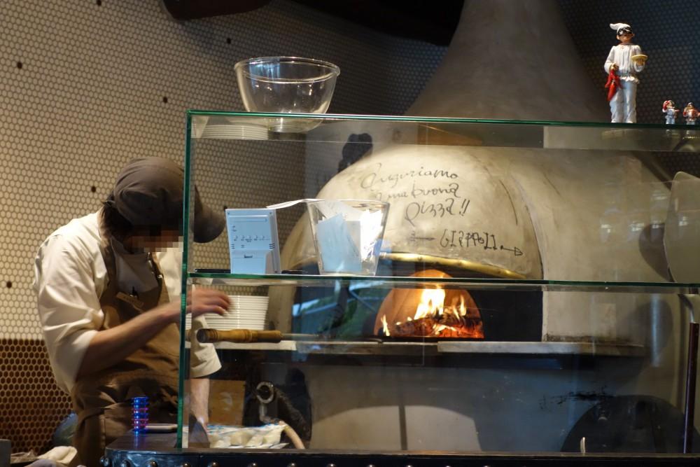 ジャポリ ボタニカ@国分寺駅北口〜薪窯で焼くナポリピッツァ