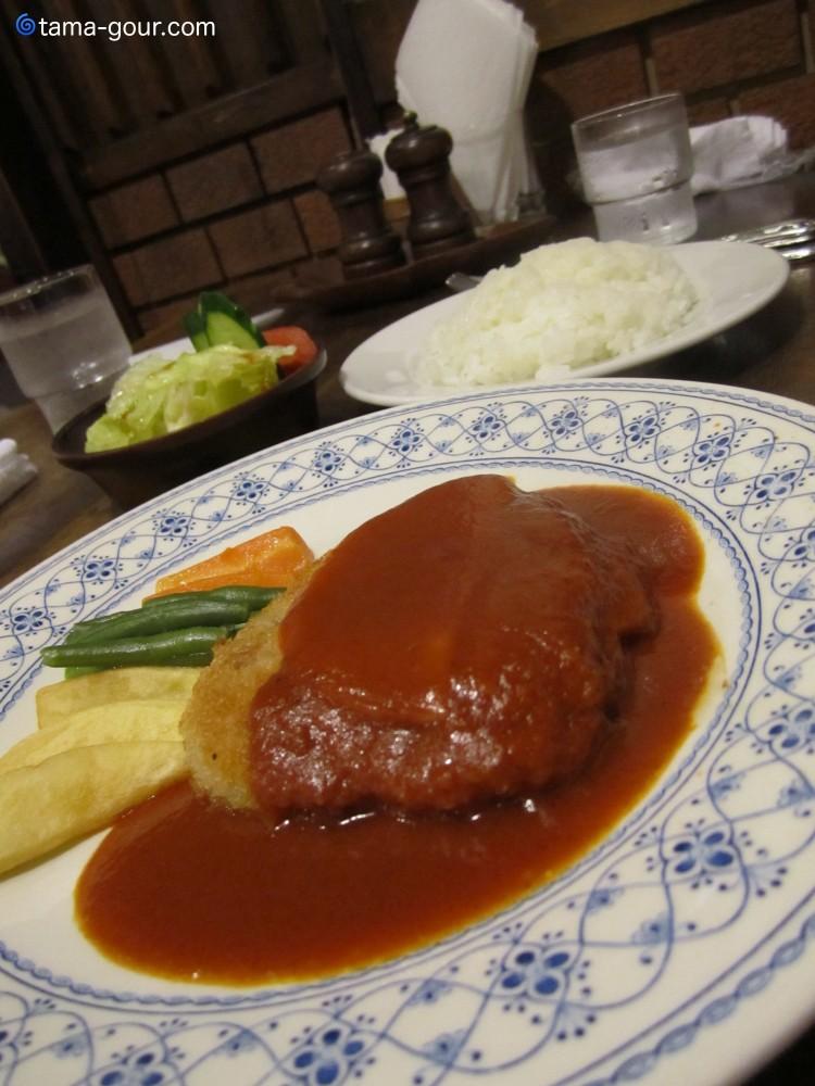レストランK&K@青梅市河辺町〜洋食とシチュー