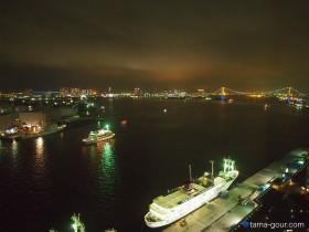 ホテル【アジュール竹芝】@港区海岸〜東京港一望のベイサイドホテル