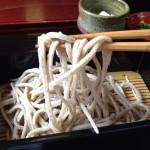 新座鞍馬@埼玉県新座市〜こだわりの自家栽培・自家製粉蕎麦