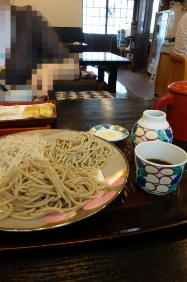 八十八庵@立川市幸町〜風味豊かな粗挽き蕎麦
