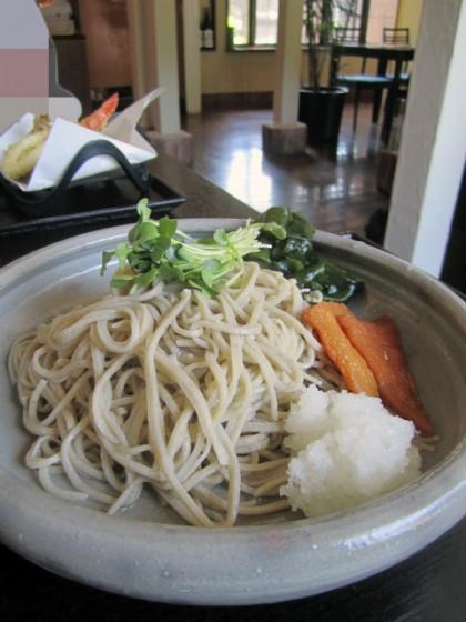 手打ち蕎麦 わせいろう@青梅市裏宿町〜地下水で打つ十割手打ち蕎麦