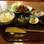 日本料理『竹むら』@西東京市ひばりヶ丘駅南口〜名物「角煮膳」