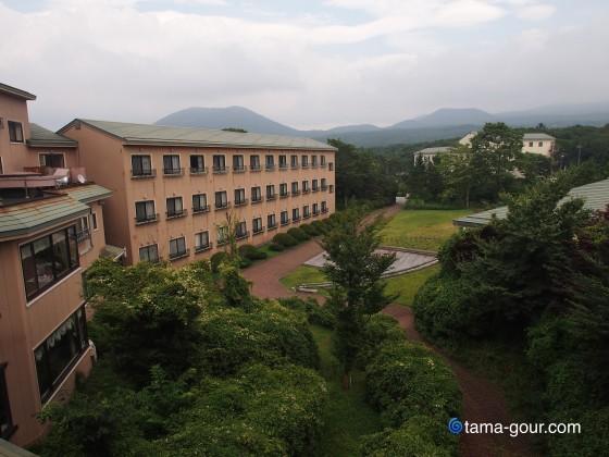 富士クラシックホテル@富士河口湖町〜富士山西麓・フレンチ自慢の静かなホテル
