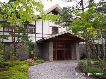 上林ホテル『仙壽閣』@長野県上林温泉〜志賀高原入り口の掛け流し温泉