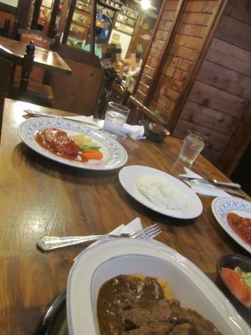 レストランK&K @青梅市河辺町〜縁起を担いでカツ&カツ!
