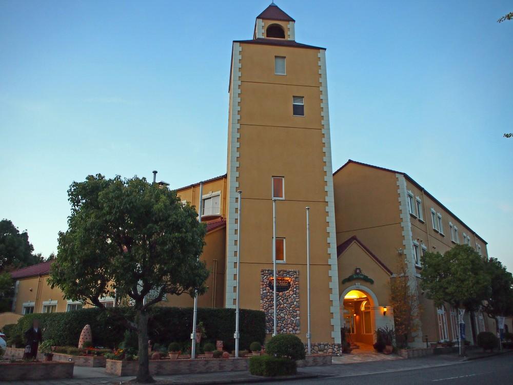 ケーオーホテル@愛媛県今治市湯ノ浦温泉〜日本食研グループの南欧風ホテル