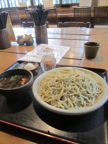 『蕎心庵』@東村山市・久米川駅前〜平成27年の年越しそば