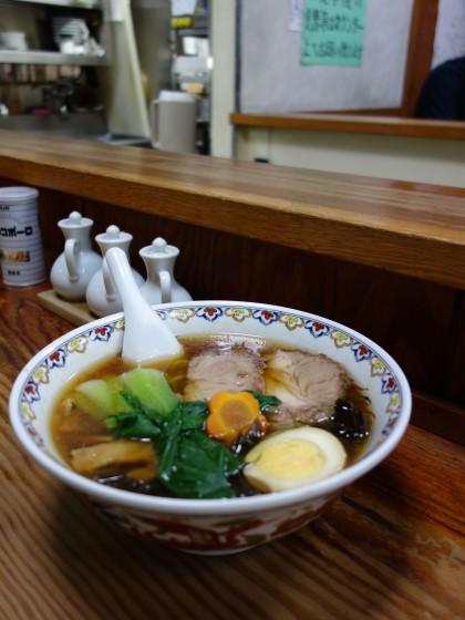 中国宮廷麺『なにや』@小平市〜ラーメンじゃないよ、中国麺だよ!