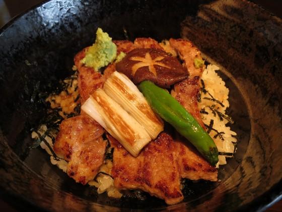 鉄板焼き【花瑠音】@西東京市ひばりヶ丘駅南口〜気軽に丼、いつかはコース