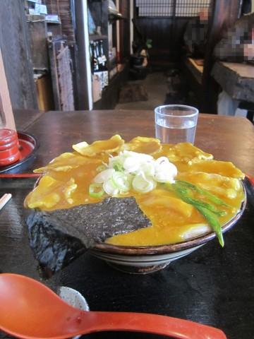 きり山@青梅市御岳本町〜手打ちじゃなくても旨い蕎麦