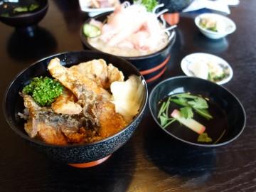 三河屋@長野県佐久市〜佐久名物の鯉料理を食べる