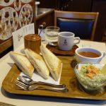 フジカフェ@田無駅北口〜昭和でアメリカな喫茶店