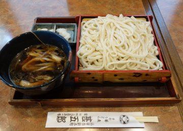 手打ちうどん蕎麦『甚五郎』@小平市鈴木町〜街道沿いの便利なうどん店