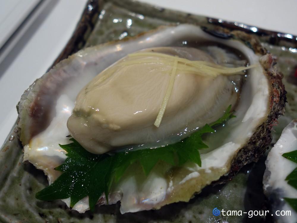 この夏の『岩牡蠣』 食べ歩き①〜日本海・新潟笹川流れ編