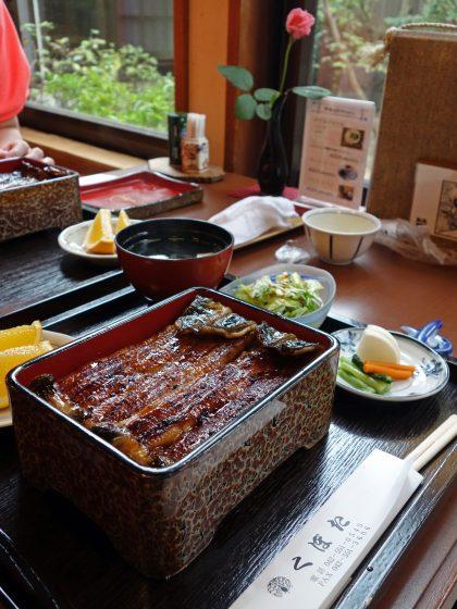 うなぎ・天ぷら『くぼた』@福生駅東口〜ブランド鰻の「坂東太郎」