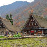 晩秋の富山ドライブ旅行〜富山湾の海の幸と五箇山合掌造り集落