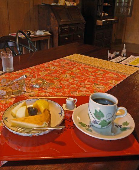 小机邸喫茶室『安居』@武蔵五日市駅〜西多摩の文明開化の息吹を感じて
