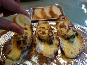 イタリア料理 ピエモンテ@青梅市・小作駅〜冬季限定・牡蠣のグラタン