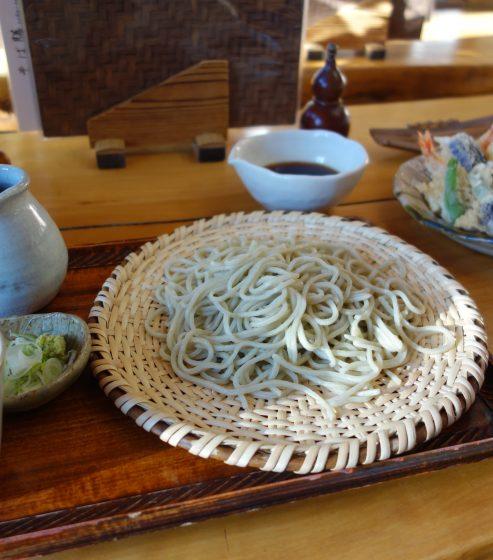 手打ち石臼挽蕎麦『ぐらの」@ふじみ野市〜地元三芳町産の十割蕎麦