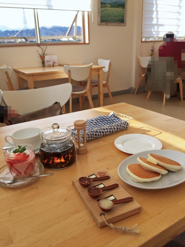 みつばちファーム&カフェ@あきる野〜多摩産はちみつの直売所&カフェ(カフェ編)