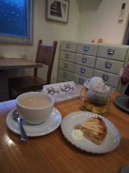 シェルブレッド・カフェ@小平駅下車徒歩5分〜花見の後の古民家カフェ