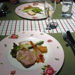 レストラン ヨネザワ@玉川上水駅〜音大がある街のニューヨークフレンチ