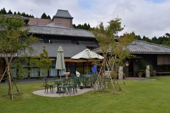 松山庭園美術館@千葉県匝瑳市〜アトリエ開放・猫が可愛い美術館