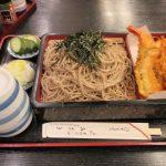 手打そばうどん 「おざき」@立川市若葉町〜盛りの良い十割蕎麦