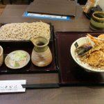 蕎麦ダイニング『くはら』@小平市〜洒落た店内と綿実油の天ぷら