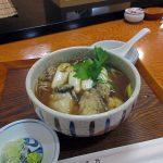 武蔵野やぶそば@西武柳沢駅前〜気がつけばもう牡蠣蕎麦の季節