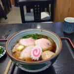 「おざき」@立川市〜見た目はラーメン中身はお蕎麦 その名は和風チャーシューそば