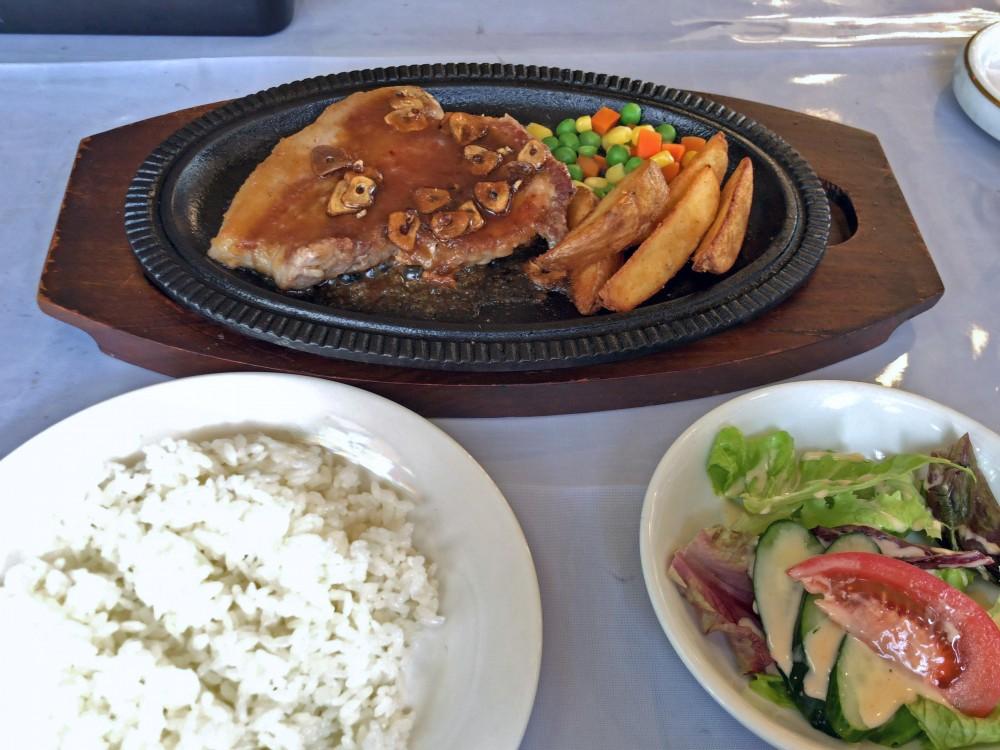 ジャスミン@東村山市〜昭和ノスタルジーなカフェレストラン