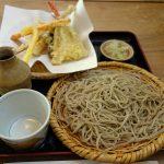 蕎麦『よしの』@あきる野市菅生〜やっと訪問・西多摩の老舗そば店