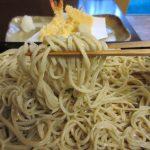 『にはち』@武蔵関駅北口〜生粉打ち蕎麦の天もり