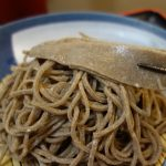 手打ち蕎麦処『椿屋』@所沢市〜希少な国産在来種で打つお蕎麦