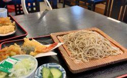 手打ちそば『おざき』@立川市若葉町〜やっぱりお値打ちな十割蕎麦