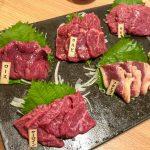 桜肉専門店『さくらさく』@長野県茅野市〜駅前で本格馬肉料理