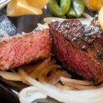 ステーキ・ハンバーグ『アメリカ屋』@水戸市〜常陸牛も味わえるステーキハウス