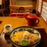 手打ちそば処「千寿」@府中駅北口〜小さなお店で端正な蕎麦