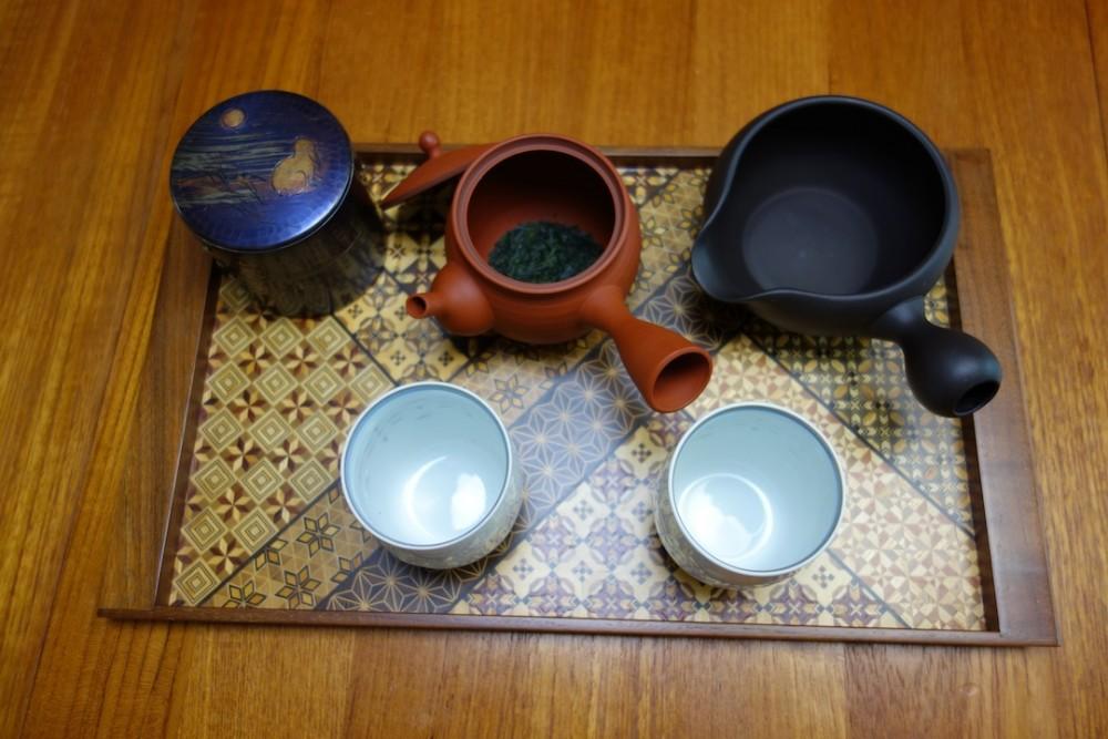 村上茶 九重園@新潟県村上市~北限のまろやか高級緑茶