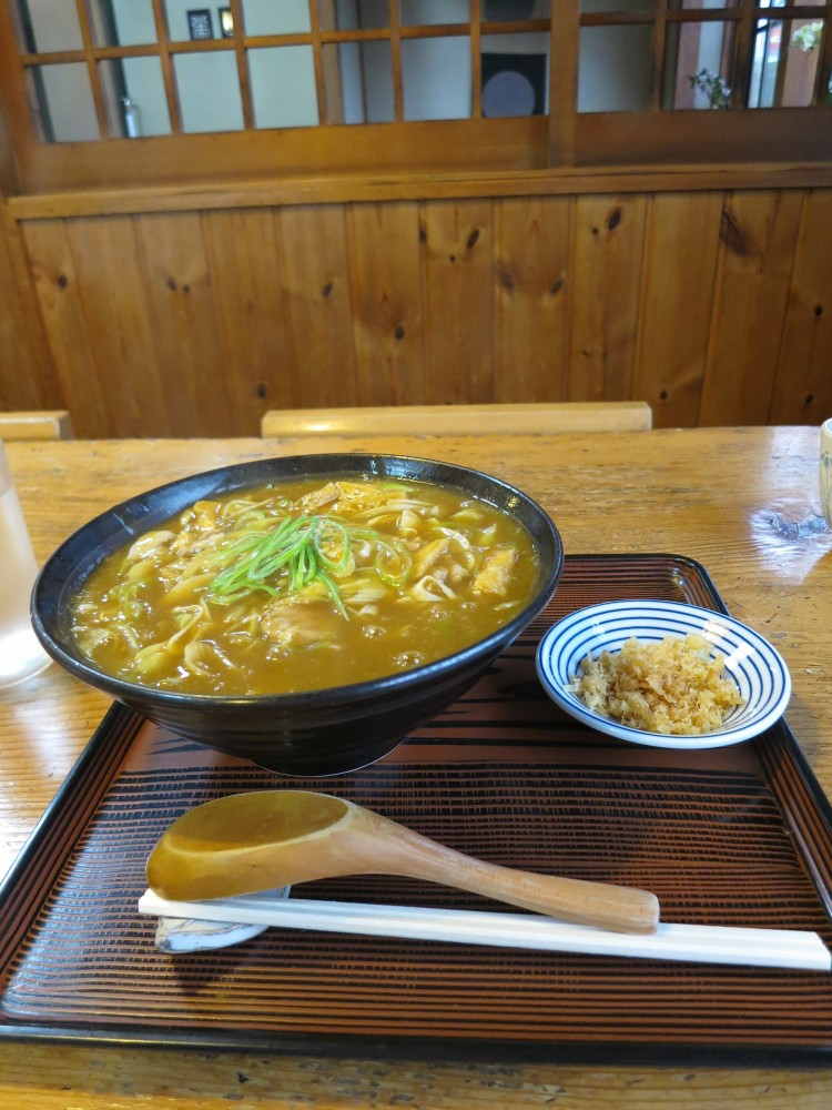 生蕎麦 大むら@青梅市河辺町〜一人で食べるならこんな蕎麦屋