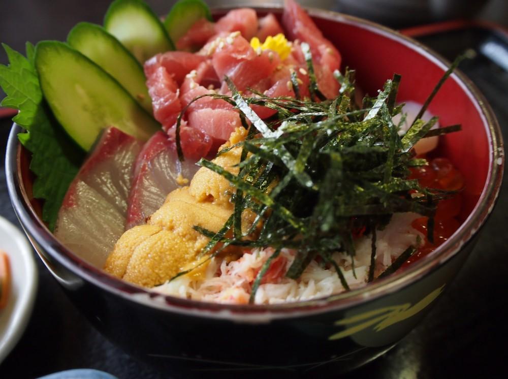 海鮮料理『磯五郎』@長野県富士見町〜再訪・絶品!海鮮丼