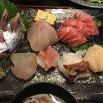 割烹『花月』@湯村温泉〜甲府で美味しい刺身定食/湯村ホテルとともに(閉店)