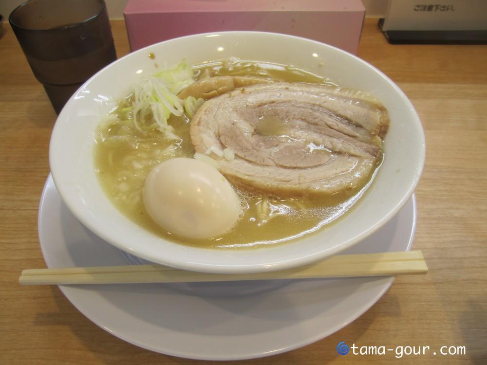 麺屋 瑞風(みずかぜ)@田無駅北口〜隠れ小路の鶏白湯